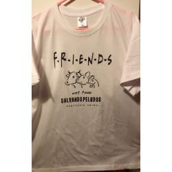 Camiseta Friends Salvando...