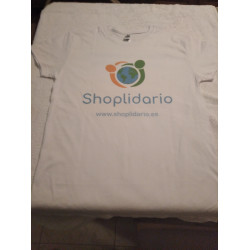 Camiseta Shoplidario tallas...