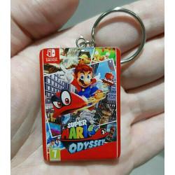 Llavero Super Mario Odyssey...