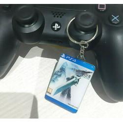 Llavero Final Fantasy VII...