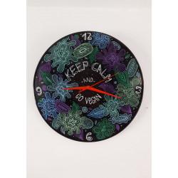 Disco de vinilo reloj