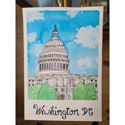 Postal Washington
