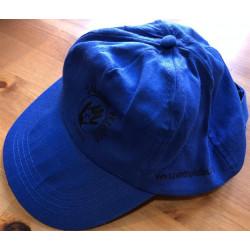 Gorra de tela azul El Campito